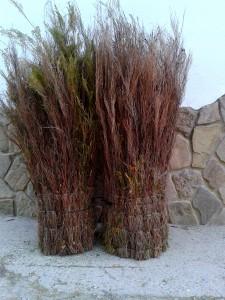 Rollo de brezo suelto